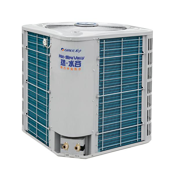 """格力""""热·水谷""""空气能热水器"""